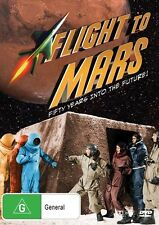 Flight to Mars - Starring Arthur Franz, Marguerite Chapman & more