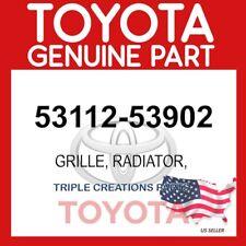 GENUINE Toyota 53112-53902 GRILLE RADIATOR LEXUS F SPORT IS250 IS350 IS350C OEM