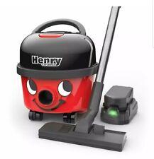 Henry Vacuum Cleaner Cordless Cleaner, 6 Litre, 250 W, Red Vac Carpet Dust Floor