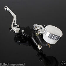 Motorcycle,Brake,Master,Cylinder,&,cable,Clutch,Lever,streetfighter,17mm,piston