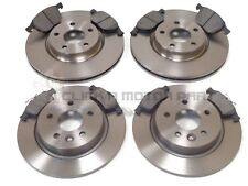FORD FOCUS MK2 ESTATE 2005-2011 FRONT 278MM AND REAR 265MM BRAKE DISCS & PADS