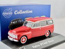 Volvo PV445 Duett   1953-1960   rot   /    IXO/Atlas   1:43