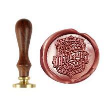 UNIQOOO Hufflepuff Badge Wax Seal Stamp Hogwarts Harry Potter