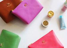 New Cosmetic Makeup Bag Case Wallet Travel Organizer_ JAM STUDIO _ Ribbon Pouch