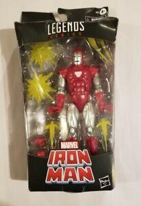 IRON MAN SILVER CENTURION Marvel Legends Walgreens Exclusive *Damaged Box*