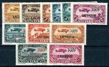 LATTAQUIE 1931 Yvert PA1-11 * SATZ 160€(D7617