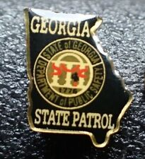 Georgia State Patrol Pin - Department of Public Safety