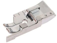 """1/4"""" Topstitch Quilting Foot with built in Guide for Brother Sewing Machine"""