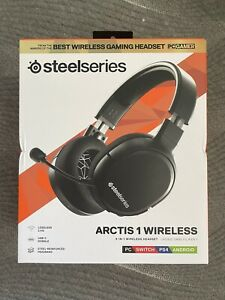 SteelSeries Arctis 1 Wireless Gaming Headset - Brand new