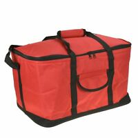 30L Large Insulated Cooler Cool Bag Box Picnic Camping Food Lunch Bottle Drink