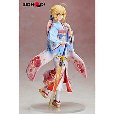 Aniplex Fate/stay night Unlimited Blade Works Saber Kimono ver. 1/7 PVC Figure