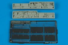 Aires 1/72 f/a-18 Hornet Electronic BAY FOR HASEGAWA # 7185