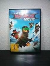 The Lego Ninjago Movie - DVD  - Fantasy Abenteuer Action Trick -