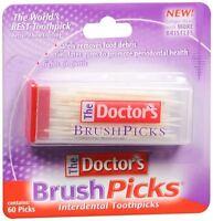 The Doctor's BrushPicks 60 Each (Pack of 5)