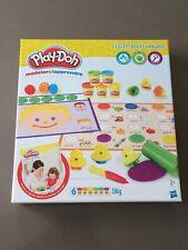 Pack pâte à modeler Playdoh - Les lettres et langage - Hasbro