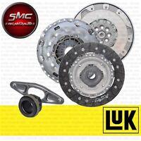 LUK ZMS + Kupplung + Ausrucklager 415055210 + 624353000