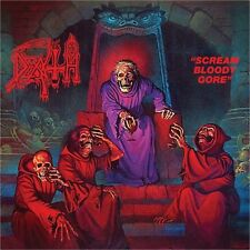 DEATH - Scream Bloody Gore  (2-CD Re-Release) DCD