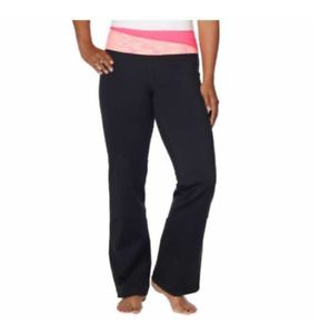 Kirkland Signature Women's Full Length Stretch Yoga Athletic Pant