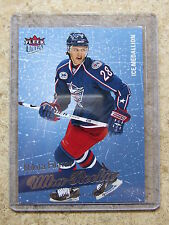 08-09 Fleer Ultra Rookie #263 Ice Blue Medallion EXCH NIKITA FILATOV RC /100