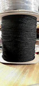 "3/16"" x 3000 ft.(2 lengths on spool) Hollow Braid Polypropylene Rope Spool."