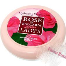 """Crema viso idratante """"Rose of Bulgaria"""",con acqua di rosa naturale"""