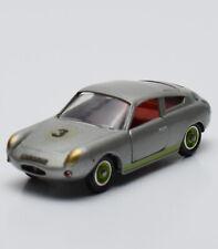 Solido Rarität Fiat Abarth 1000 Rennwagen REF.124 silber lackiert, 1:43 , V008