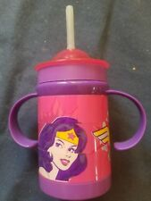 Wonder Woman Puzzle sippy cup