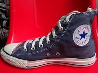 Converse Unisexe Chuck TAYLOR classique couleur All Star Hi Lo Tops Taille 37.5