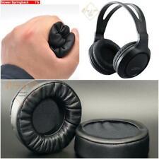 Super Thick Soft Memory Foam Ear Pads Cushion For Panasonic RP-HT161 Headphone