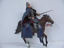 17 ) Herr der Ringe 15cm Figur Aragorn & Pferd Brego NLP Toybiz Marvel 2003