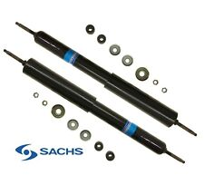 For Rear Pair Set of 2 Shock Absorbers SACHS 030 271 For Ford Mazda Mercury