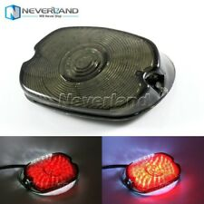 Smoke LED Tail Brake Turn Light for 96-08 Harley Sportster Softail Dyna