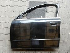 Türe links Fahrerseite AUDI A4 S4 Avant (8E, B6) 2003-2004 Ebony-Schwarz LZ9W