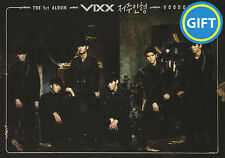 VIXX - [VOODOO] (Vol. 1) CD + PhotoBook + [GIFT SET] kpop