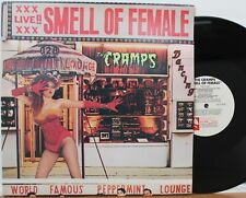 """The Cramps EP """"Smell Of Female"""" ~ Enigma 21 ~ Orig 1983 ~ VG++"""
