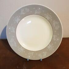 Royal Doulton BRIDAL VEIL D6459 Salad Plate  21.5 cm  (pt14)