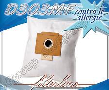 D303MF 5 sacchetti filtro microfibra x De Longhi Domo Compact Metal 1200