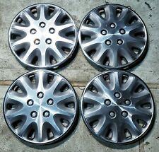 "Set of 4 OEM 1993-1995 Chrysler Lebaron Dodge Plymouth 15"" Hubcaps Wheel Covers"