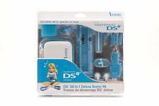 Nintendo DSi 22-in-1 Deluxe Starter Kit, Blue