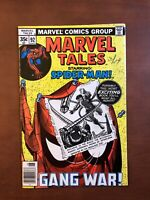 Marvel Tales #92 (1978) 7.0 FN Key Issue Comic Book Bronze Age Spider-Man