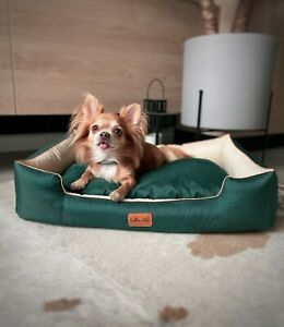 Dog waterproof bed, dog sofa, larg dog couch, cat nest with removable covers