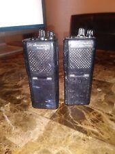 Motorola Radius P1225 Transceiver Radios