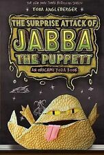 The Surprise Attack of Jabba the Puppett: Bk.4 by Tom Angleberger (Paperback, 20