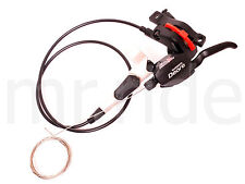 Shimano Deore ST-M535 Dual Control Shifter,Hydraulic Disc Brake Front Silver