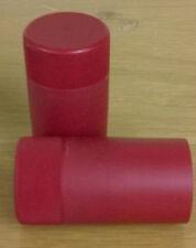 30mm x 60mm novatwist caps perfect for replacement wine bottle screw cap