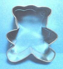 "Vintage ""Teddy Bear"" Metal Cookie Cutter FREE SHIPPING"