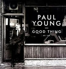 Paul Young Good Thing LP Vinyl 33rpm