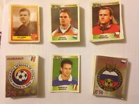 PANINI EURO 96 ENGLAND EUROPA 1996 - Choose 10 stickers to complete your album