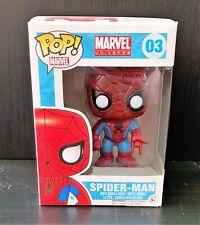 Marvel Universe Spider-Man 03 Funko Pop Vinyl Toy Collectable Figures NIB Lot