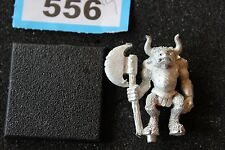 Games Workshop Citadel MM42 Minotaur Metal Warhammer Figure Mint Marauder OOP A1